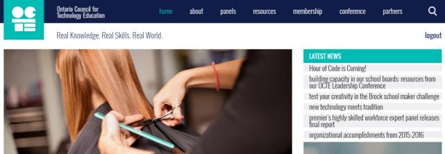 OCTE Website